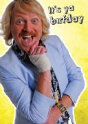 Keith Lemon Talking Birthday Card